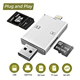 SD/TF Card Reader, 4 in 1 Card Reader - Best Reviews Guide