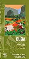 Cuba par Gallimard