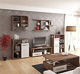 TV Wohnwand, TV-Tisch Set, Wohnzimmer-Set