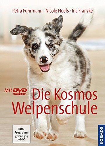 Kosmos Welpenschule mit DVD