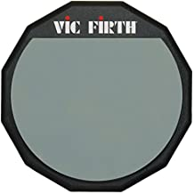 Vic Firth - Pad per allenamento alla batteria, 12