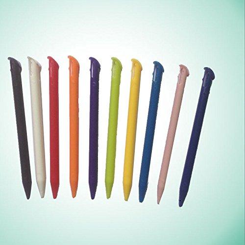 Beautyrain ABS Multicolor Touchscreen Stift Stylus Handheld Tragbar Für Nintendo 3DS XL Spielekonsole Handheld-stylus