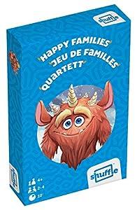 AGM Monster Juego de coleccionar Cartas - Juegos de Cartas (4 año(s), Juego de coleccionar Cartas, Monsters, Niños y Adultos, Niño/niña, 10 min)