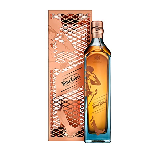 Johnnie Walker Blue Label Tom Dixon Capsule Series Blended Whisky (1 x 0.7 l) Whisky Johnnie Walker Blue