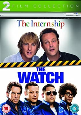 The Internship / Watch (Double Pack) [DVD]