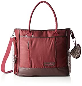 Babymoov Essential Bag Cherry Sac à Langer Quotidien Complet avec Bandouilière
