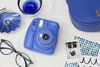 Fujifilm Instax Mini 9 Kamera Cobalt Blau 6
