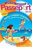 Passeport, de la petite à la moyenne section : 3-4 ans