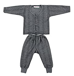 Kuchipoo Front Open Baby Thermal Set - 3-6 Months