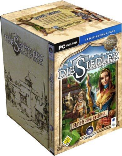 Die Siedler 6 - Aufstieg eines Königreichs: Reich des Ostens (Fan-Pack) (Dvd-spieler, Indien)