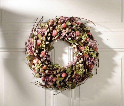 """Blütenkranz """"Romantik"""""""