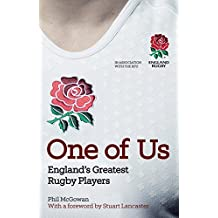One of Us: England's Greatest Rugby Players (English Edition)