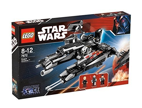 Wars Star Lego-schiffe (LEGO Star Wars 7672 - Rogue Shadow)