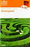 LÜK-Übungshefte / Fördern und Fordern: LÜK / Fördern und Fordern: LÜK: Denkspiele Klasse 3