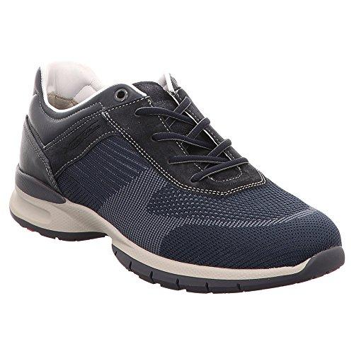LLOYD 1801912, Chaussures de Ville à Lacets Pour Homme Bleu