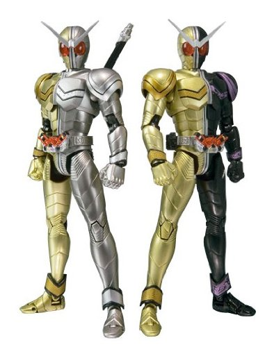 S.H.Figuarts Masked Rider Double Luna Joker & Luna Metal