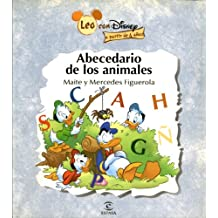 Abecedario de los Animales (Leo Con Disney 4 Años)