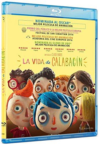 La Vida De Calabacín [Blu-ray]
