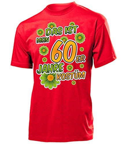 Das ist Mein 60er Jahre Kostüm Herren T-Shirt -