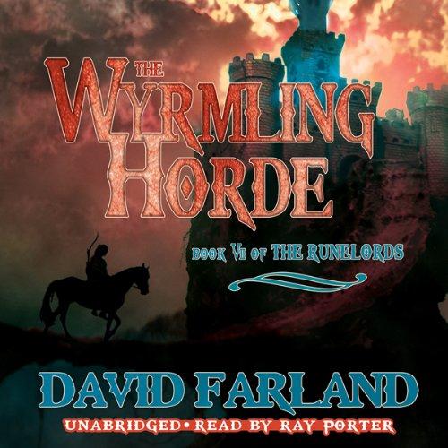 The Wyrmling Horde  Audiolibri