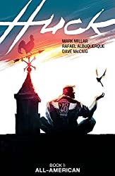 (W) Mark Millar (A/CA) Rafael Albuquerque In a quiet seaside town, a gas station clerk named Huck secretly uses his special gifts to do a good deed each day. When his story leaks, a media firestorm erupts, bringing him uninvited fame. As pieces of Hu...
