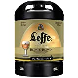 Leffe Blond 6l Perfect Draft Fass