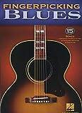 Fingerpicking Blues 15 Songs Arr For Solo Guitar Gtr Tab BK (Guitar Tab)