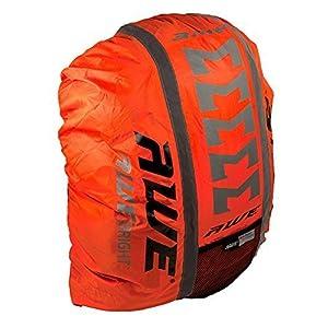 51WLBAbsiVL. SS300  - AWE® AWEBright™ High Viz Waterproof Rucksack Backpack Cover Orange