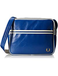 Fred Perry Classic Homme Shoulder Bag Bleu