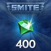 400 SMITE Diamanten (Nur für PC. Nicht für Xbox One.) [Online Code]
