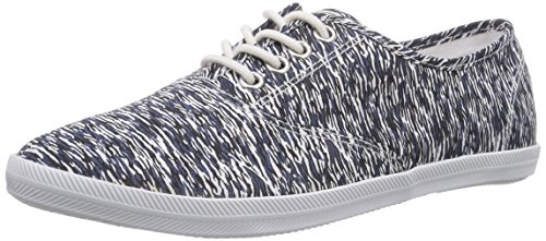 Tamaris 23609 Damen Sneakers Mehrfarbig (Navy Comb 890)