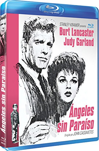 Angeles Sin Paraiso (A Child Is Waiting) (BD-R) [Blu-ray] 51WLCP51PeL