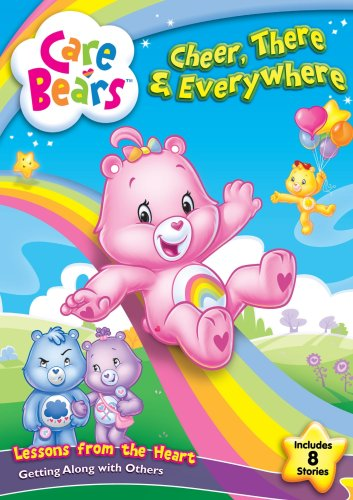 Image of Care Bears Cheer There And Everywhere