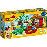 LEGO DUPLO - Jake la visita de Peter Pan, juego de construcción (10526)