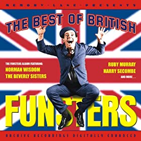 The Best Of British - The Funsters Album