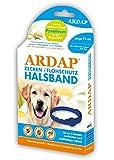 Quiko ARDAP Zecken- und Flohschutzhalsband für große Hunde ab 25 kg