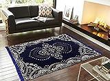 esture Bring Home Premium Velvet Touch Modern Chenille Carpet