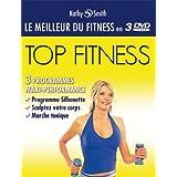 TOP FITNESS ( Coffret ) PG Silhouette / Sculptez votre corps / Marche tonique