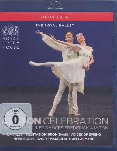 Ashton Celebration: The Royal Ballet dances Frederick Ashton (Royal Opera House, 2013) [Blu-ray]