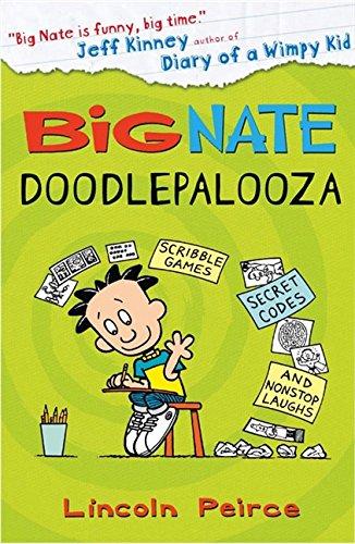 Doodlepalooza (Big Nate) por Lincoln Peirce