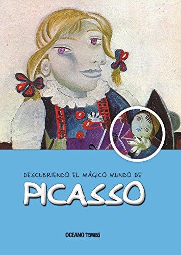Descubriendo el mágico mundo de Picasso: El artista español que pintaba cuadros cubistas por Maria J. Jordà