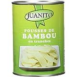 JUANITO Pousses de Bambous En Tranche 280 g - Lot de 3