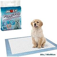 Empapadores higiénicos para cachorros o perros adultos - 10 unidades 60x90cm