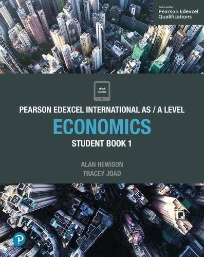 Edexcel International AS Level Economics Student Book (Edexcel International A Level) por Tracey Joad