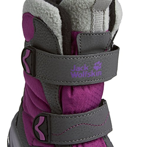 Jack Wolfskin Girls Snow Flake Texapore Lila