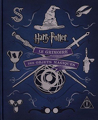 T l charger harry potter le grimoire des objets magiques pdf livre ebook france lecture en ligne - Harry potter livre pdf gratuit ...