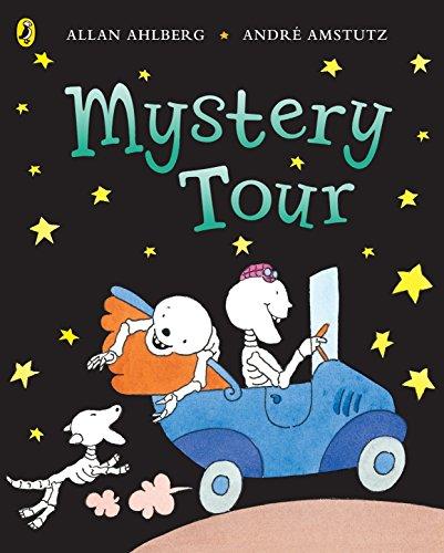 Funnybones: Mystery Tour por Allan Ahlberg