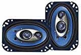 Best Car Door Speakers - Pyle Blue Label Series PL463BL 120W 3 Way Review
