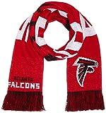 Forever Collectibles Schal NFL, Atalanta Falcons Fanschal,  Mehrfarbig (Atalanta Falcons),  SVNF14WMAFAM