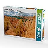Amphitheater, Bryce Canyon, Utah, USA 1000 Teile Puzzle Quer